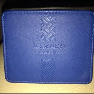 2for60🛍Credit card holder AZZARO in blue